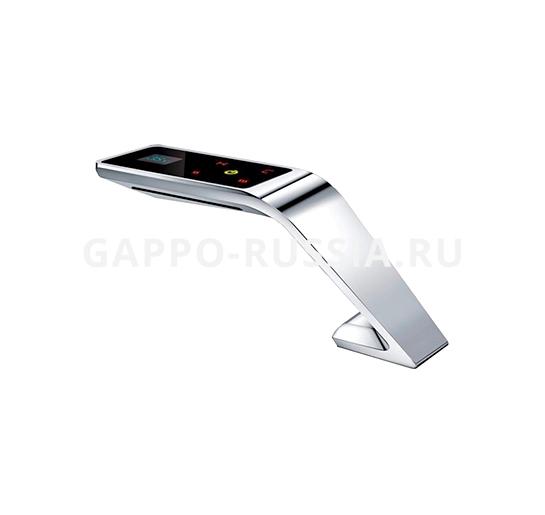 Термостатический смеситель для раковины Gappo G515 с сенсорным управлением